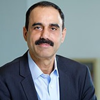 Mastercard president of cyber and intelligence solutions Ajay Bhalla