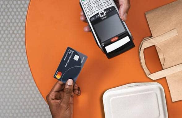 Mastercard contactless card and terminal