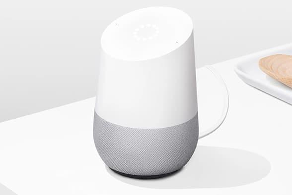 Google Assistant smart speaker