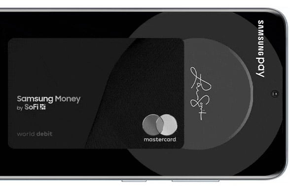 Samsung Money by SoFi app and debit card