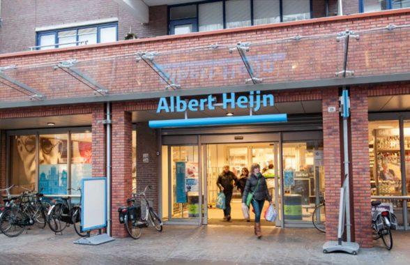 Albert Heijn shopfront