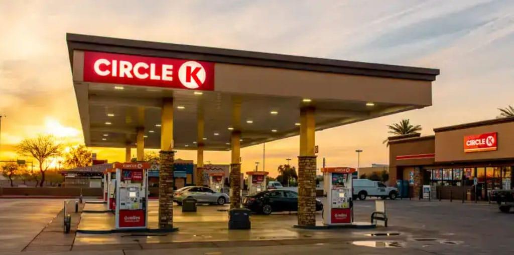 Circle K autonomous checkout