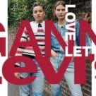 Levi's and Ganni Love Letter clothing rental with NFC tags