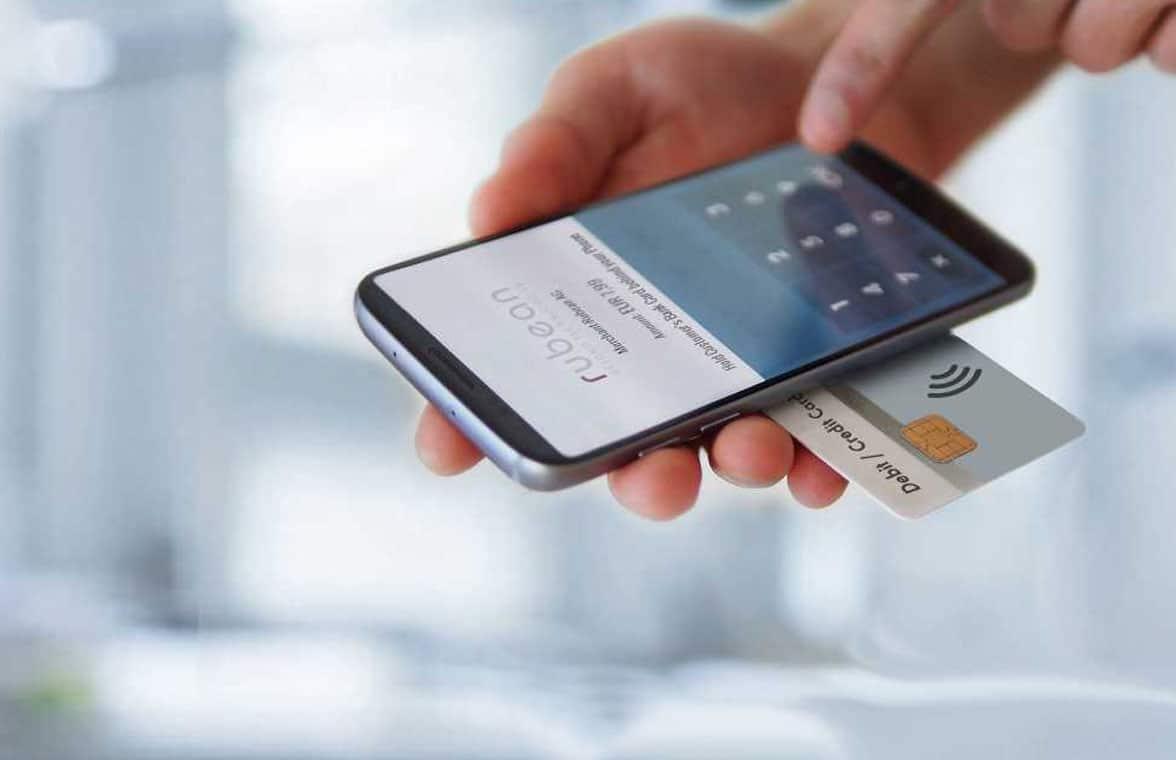 Rubean PhonePOS contactless mobile POS for BBVA