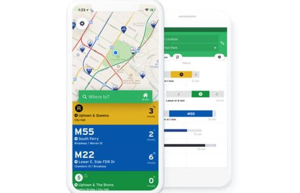 Saskatoon Transit app