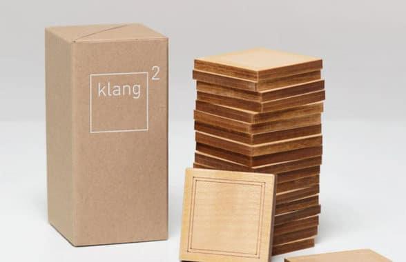 Klang2 NFC memory game