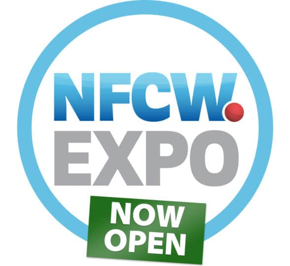 NFCW Expo now open!