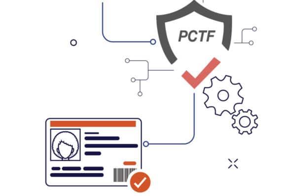 Pan-Canadian Trust Framework (PCTF) identity graphic