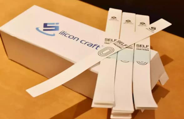 SICT NFC wristbands produced by SICT