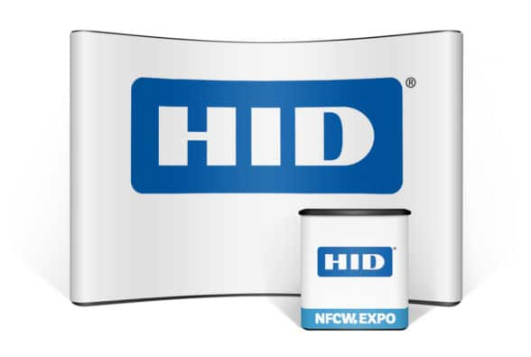 HID Global sponsor showcase for NFCW Expo