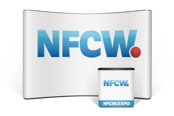 NFCW's showcase header image from the NFCW Expo