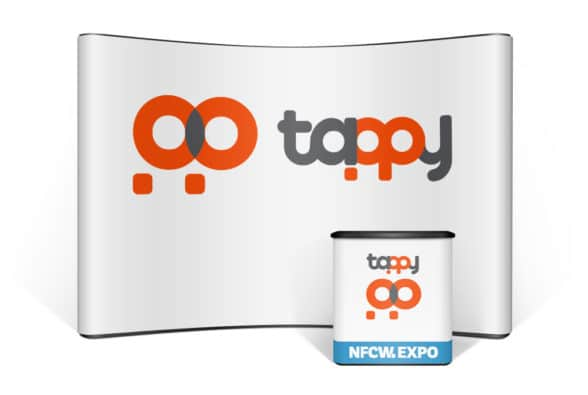 Tappy's showcase at the NFCW Expo