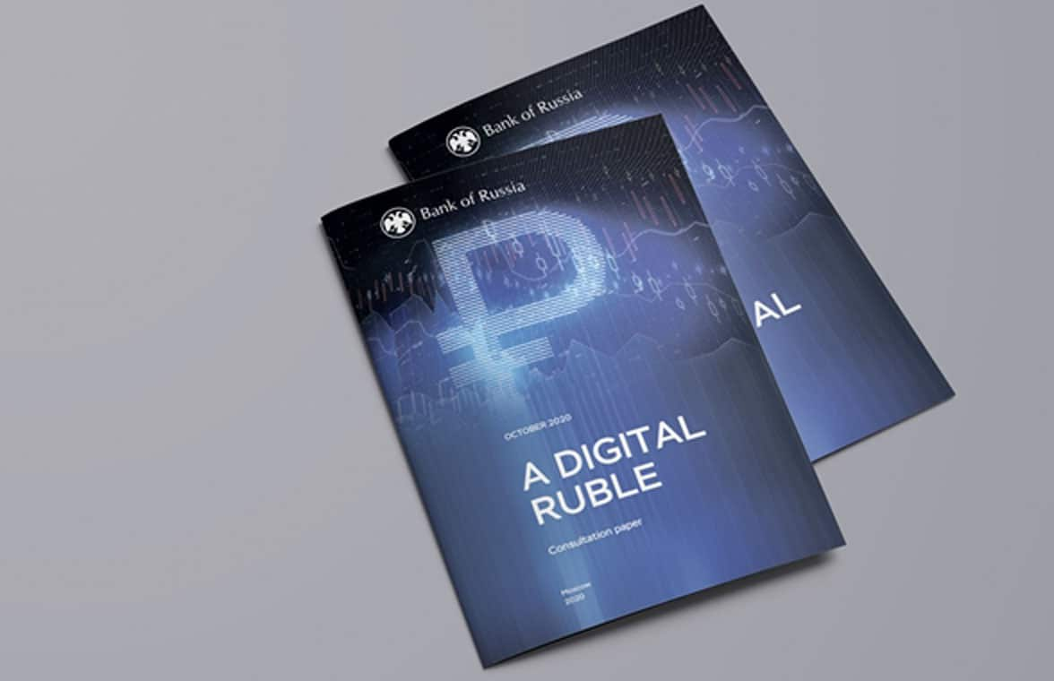 Central Bank -of Russia digital ruble report