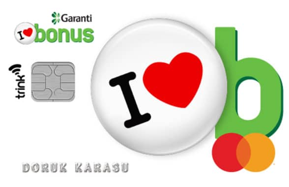 Garanti BBVA mobile first credit card