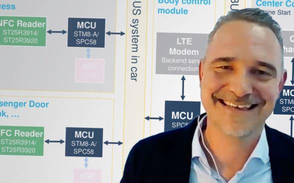 STMicroelectronics' Rene Wutte