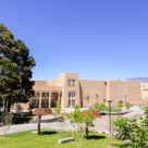 University of New Mexico Zimmerman library building