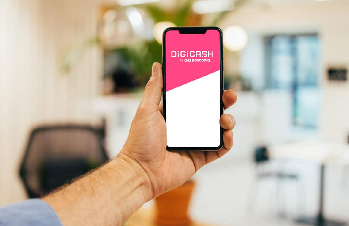 Digicash by Payconiq interoperable mobile payments app