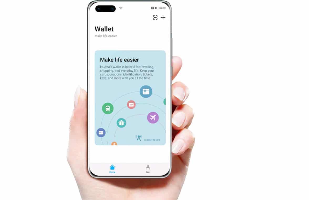 Huawei Pay digital wallet