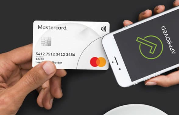 Mastercard NFC Tap on Phone mPos