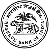 Reserve Bank of India seal