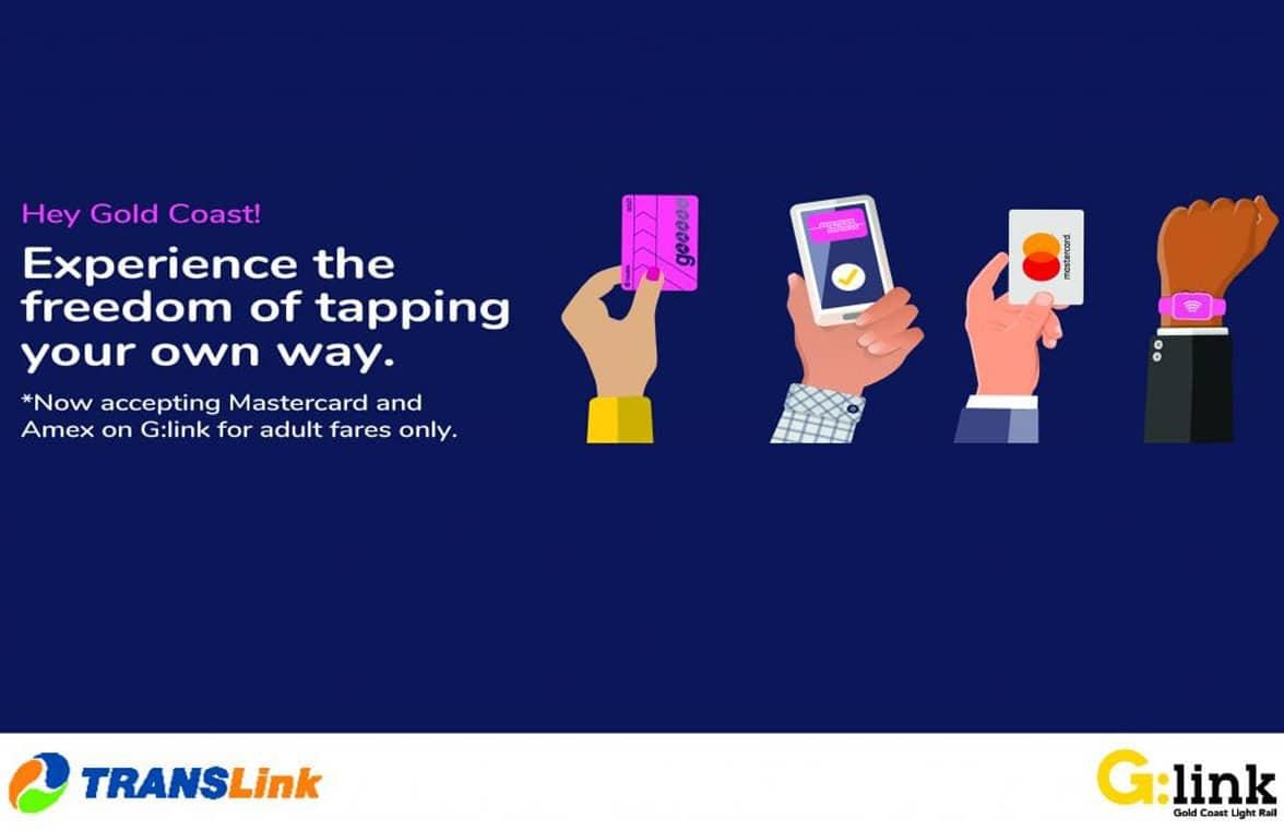 Translink Queensland open loop ticketIng system