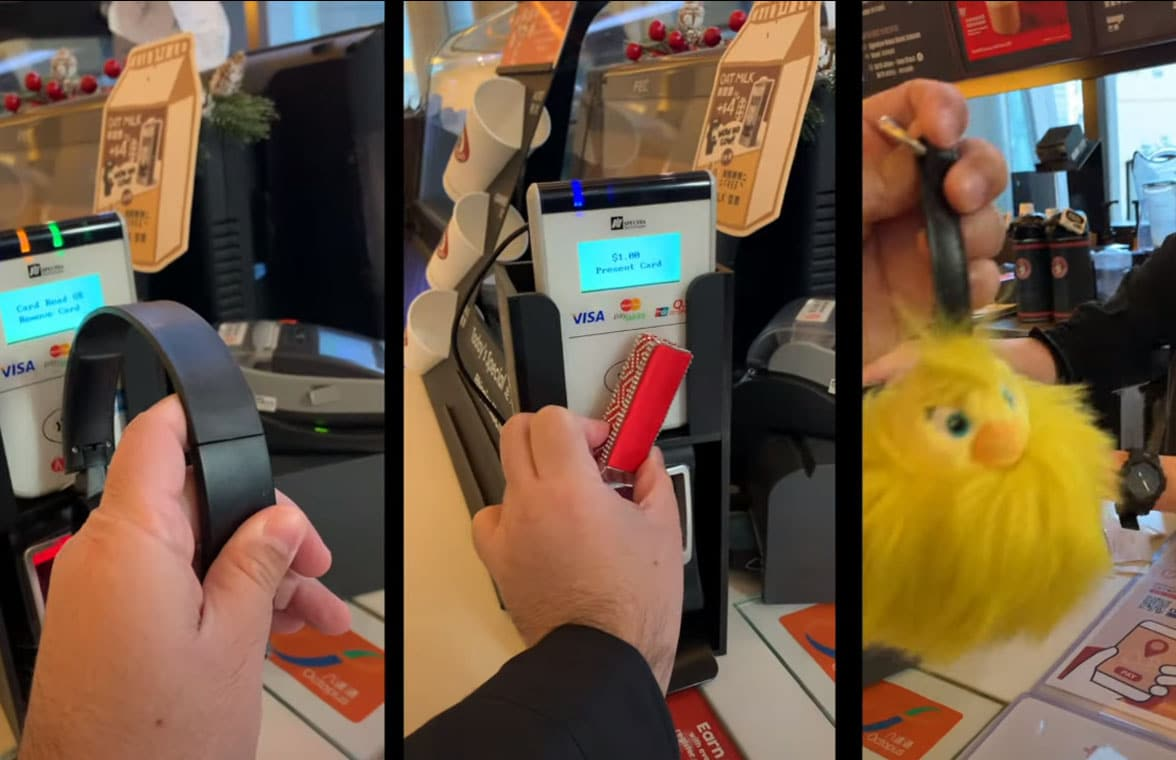 nfcw.com - Sarah Clark - BBC Click showcases Tappy's wearable contactless payments technology • NFCW