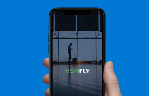 American Airlines VeriFLY mobile digital health passport