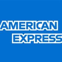 Amex American Express logo