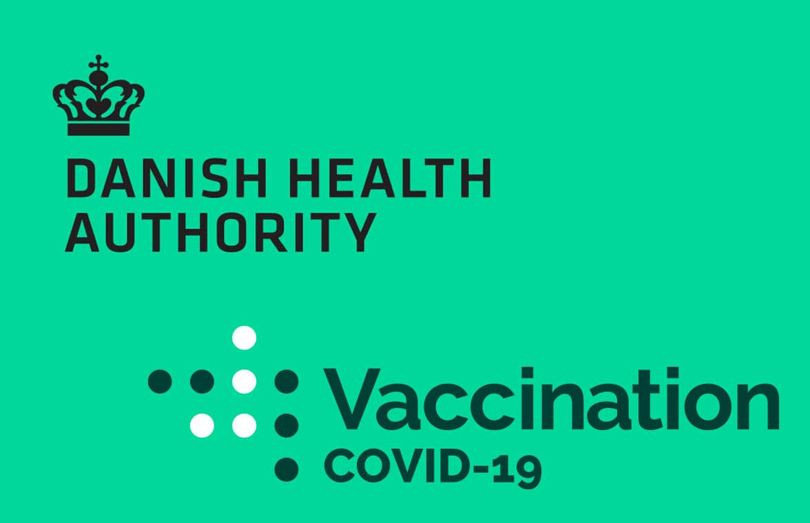 Danish Health Authority Covid-19 Vaccination explainer in preparation for digital vaccine passports