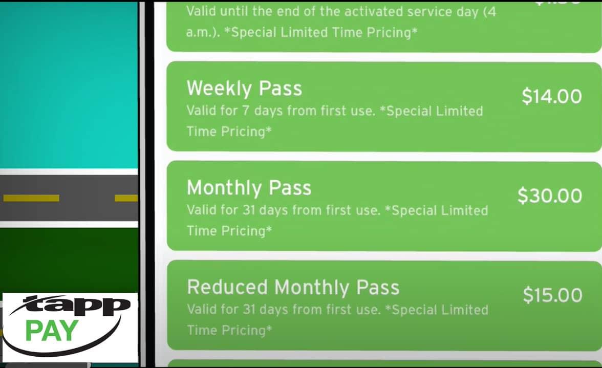Dayton RTA account-based mobile ticketing transit app