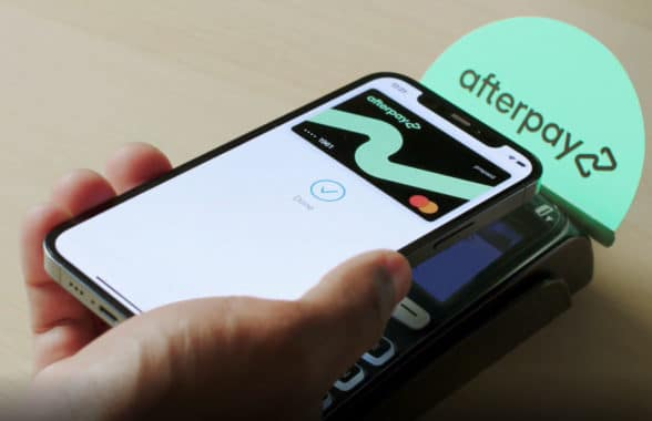 Afterpay virtual card on Apple Wallet for buy-now pay-later in-store purchases