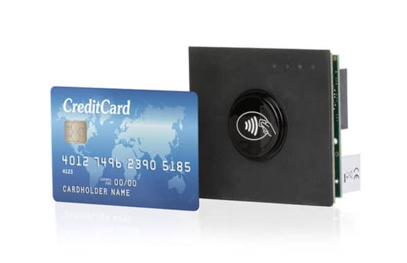 Feig contactless payment terminal