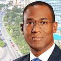 Jamaica government minister Nigel Clarke