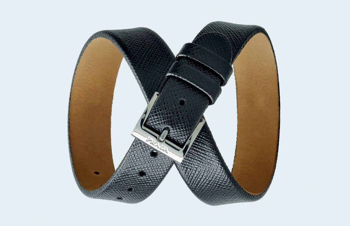 Prada Amex payments bracelet for Centurion members