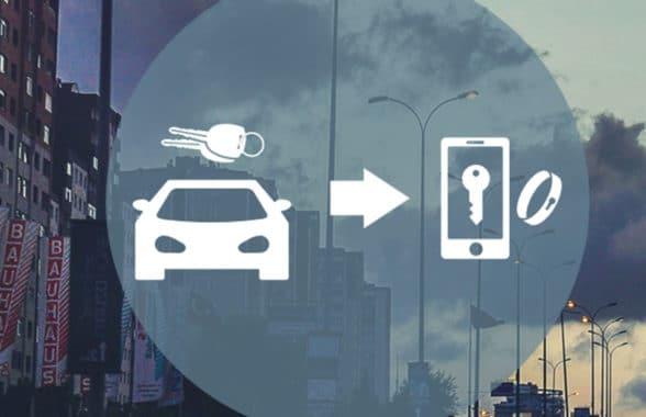 Car Connectivity Consortium digital key graphic
