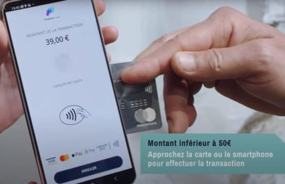 Market Pay mPOS on smartphone using Dejamobile payment tech