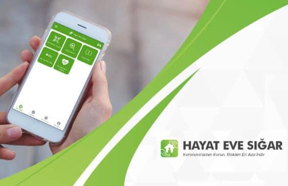 Turkey's Covid-19 app