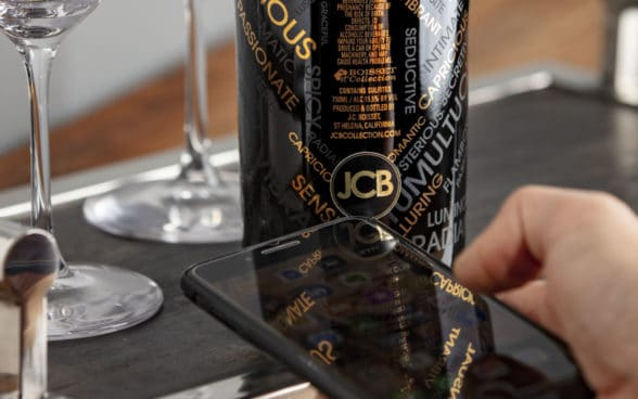 NFC tag and smartphone used to cut counterfeiting