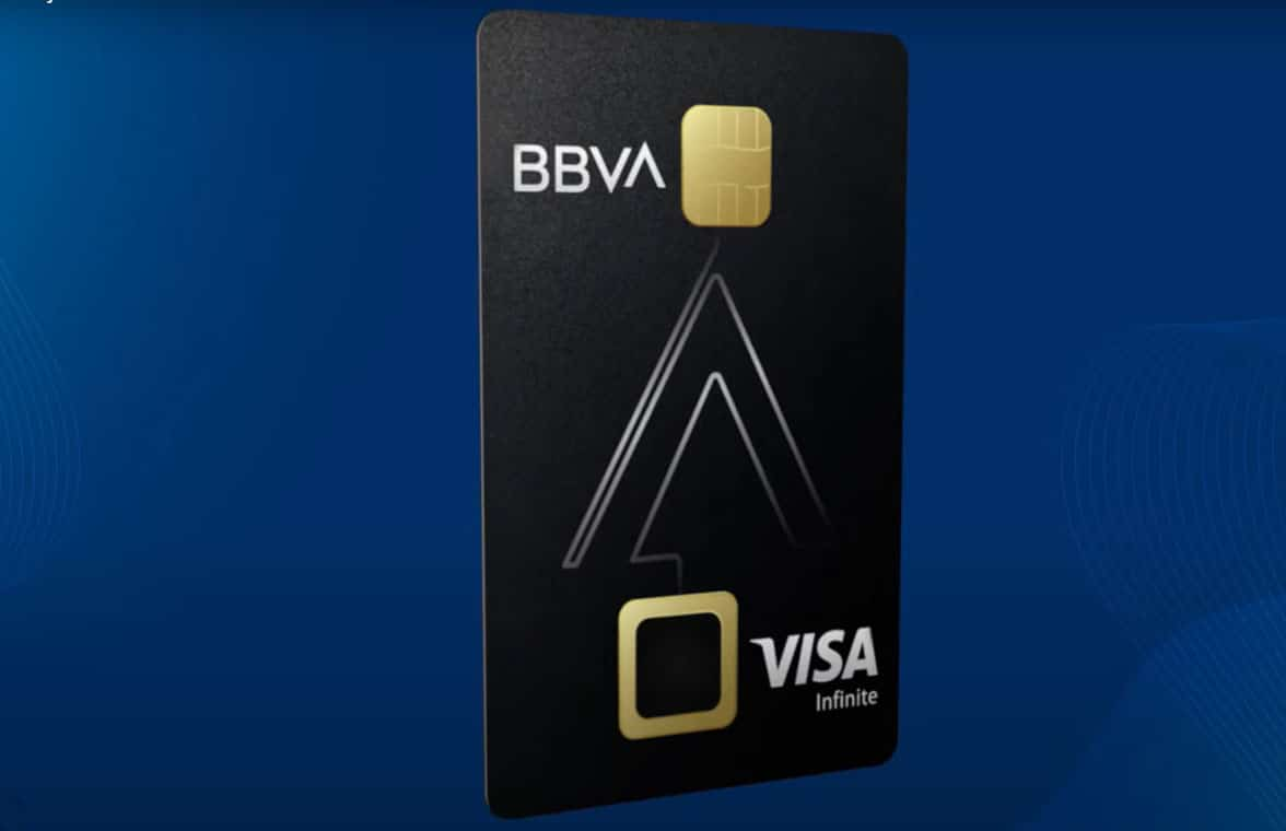 BBVA Mexico biometric card