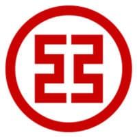 Industrial and Commercial Bank of China (ICBC) logo