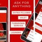 Virgin Hotels Lucy app screenshot