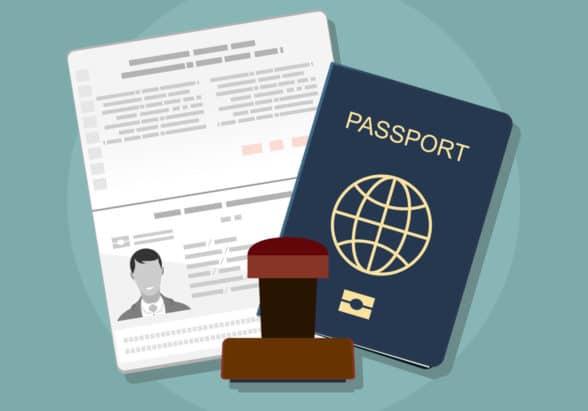 Cilab nfc tags used in digital passport illustration Image: Cilab/Shutterstock