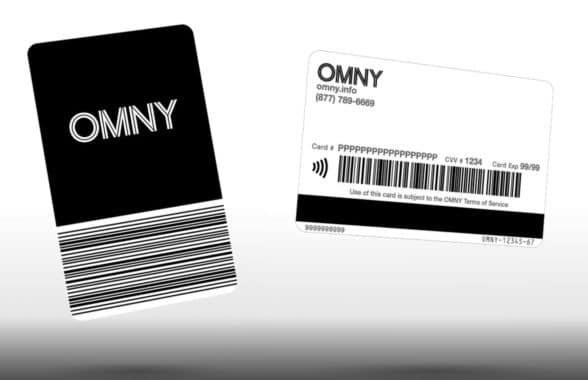 MTA's Omny EMV card for closed loop transit ticketing on New York public transport network